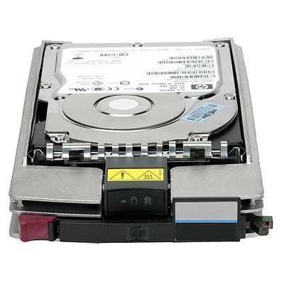 Unidad De Disco Duro Fibre Channel Hp Eva M6412a De 600 Gb 10000 Rpm