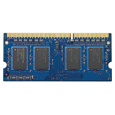 Hp Sodimm Hp Pc3-10600  Ddr3 1333 Mhz  De 2 Gb