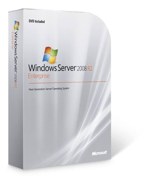 Software Microsoft Windows Server 2008 R2 Enterprise Edition 10 Cal Rok En Ing  Fr  Esp