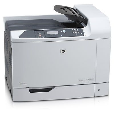 Impresora Hp Color Laserjet Cp6015dn