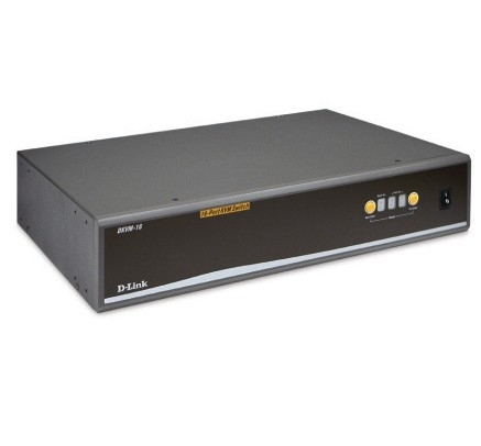 Dlink Dkvm-16 16-port Kvm Switch