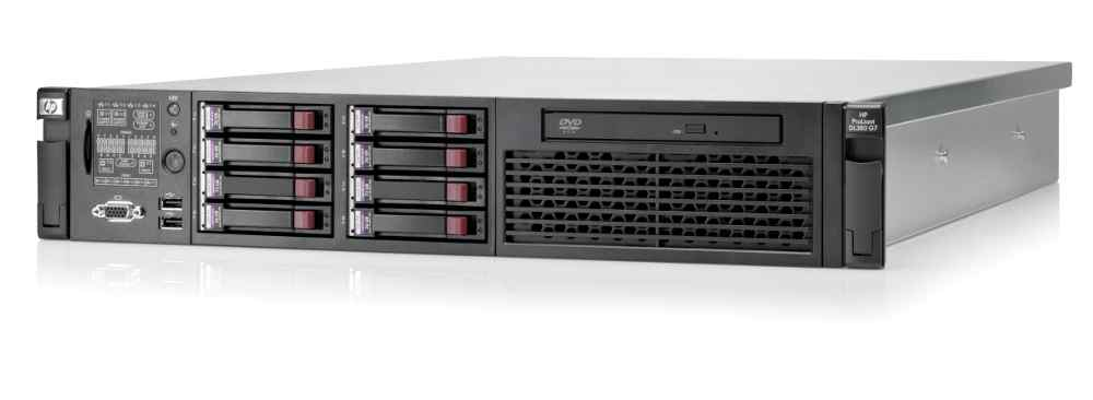 Servidor Ic De Alto Rendimiento Hp Proliant Dl380 G7 X5650  2p  12gb-r P410i