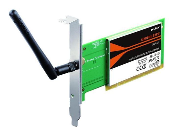 D-link Wireless N 150 Pci Desktop Adapter