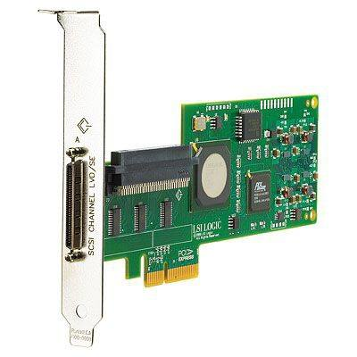 Hp Adaptador De Bus Principal Hp Single Channel Ultra320 Pci-e Sc11xe
