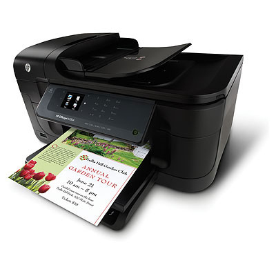 Impresora Hp Officejet 6500a E-all-in-one