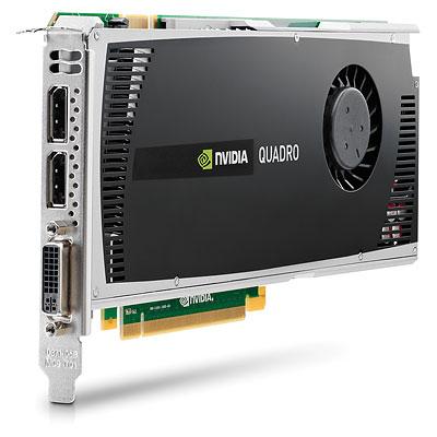 Tarjeta Grafica Nvidia Quadro 4000 De 2 0 Gb Hp