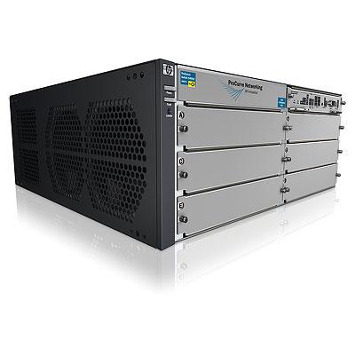 Conmutador Hp E5406 Zl Con Software Premium