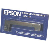 Epson Erc-22 Black Printer Ribbon
