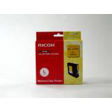 Ricoh High Yield Gel Cartridge Yellow 23k