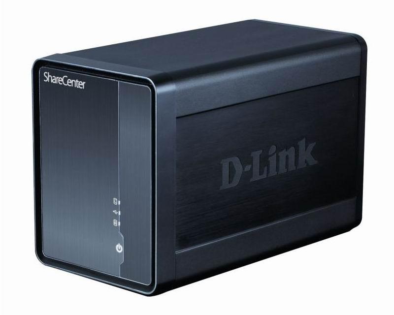 D-link Dns-325