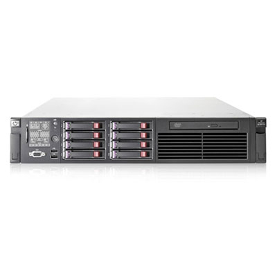 Servidor Hp Proliant Dl380 G7 E5645  1p  6 Gb-r P410i