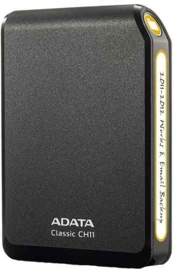A-data Ch11 Portable Usb 30 750gb