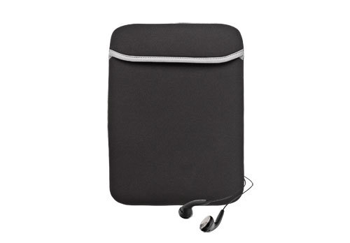Trust Soft Sleeve With Earphones For Ipad