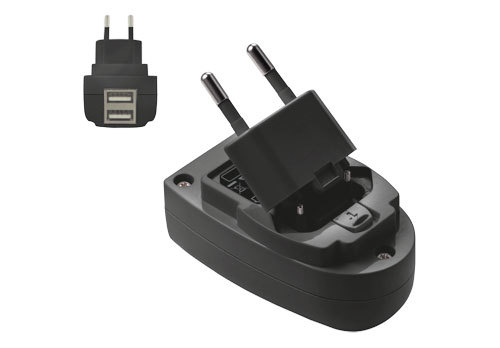 Trust Dual Charger 17846