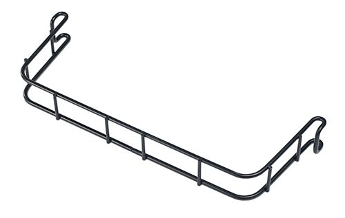 APC AR8737 Curve cable tray Negro canaleta para cable