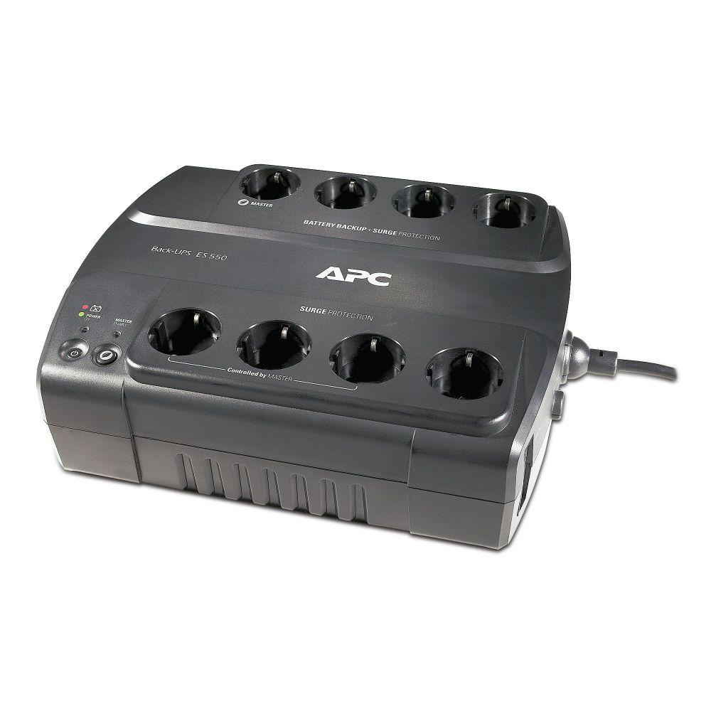 Ver APC Back UPS 550 VA