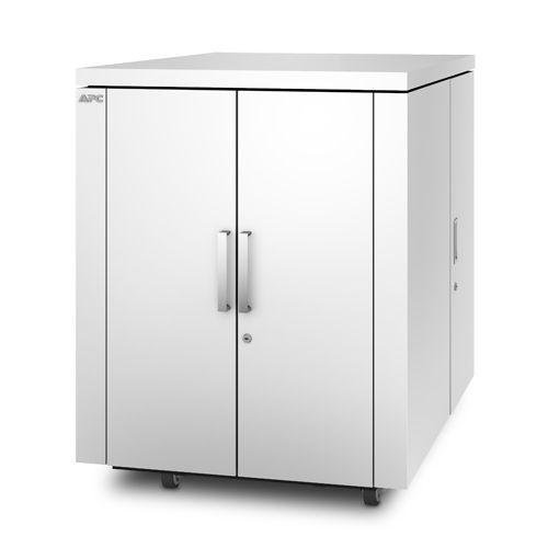 APC NetShelter CX 18U Rack o bastidor independiente 18U 830kg Blanco estante
