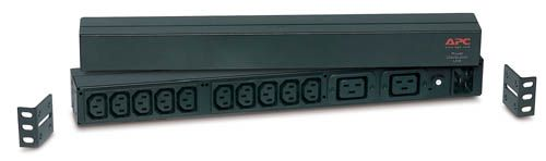 Ver APC RACK PDU BASIC 1 U 16A 230V