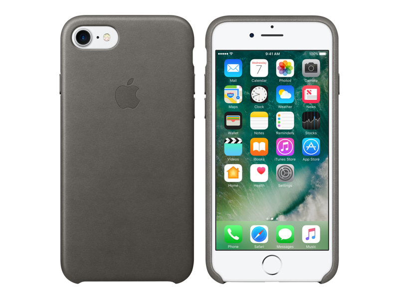 Ver APPLE CARCASA GRIS iPhone 7