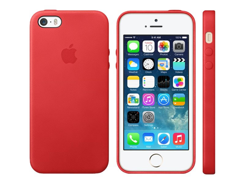 Ver APPLE CARCASA IPHONE 7 ROJA
