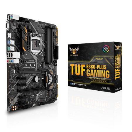 Ver ASUS TUF B360 PLUS GAMING