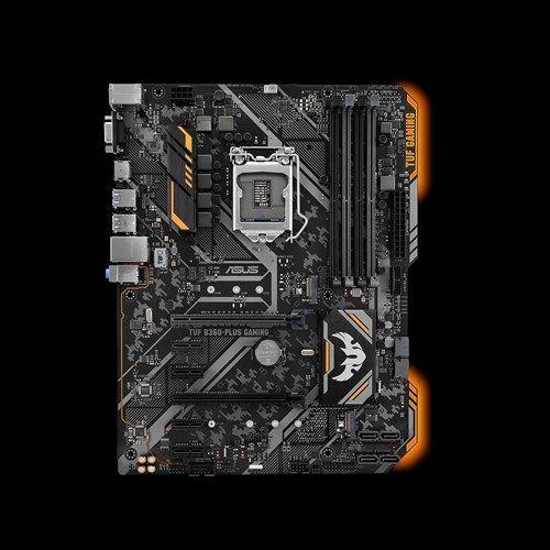 Asus Tuf B360 Plus Gaming