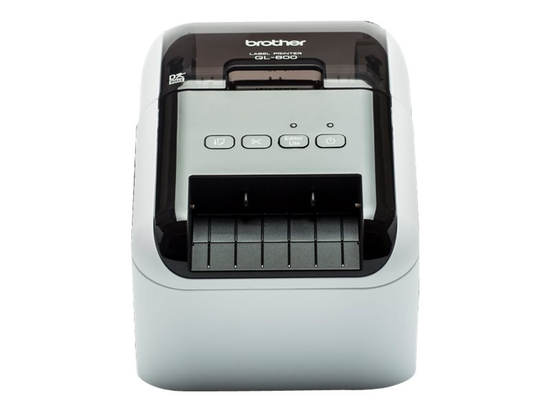Ver BROTHER QL800 label printer