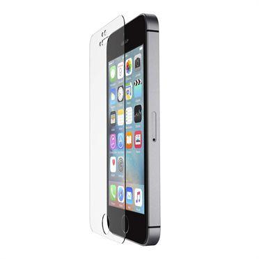 Belkin F8W719VF Transparente iPhone SE 1pieza s protector de pantalla