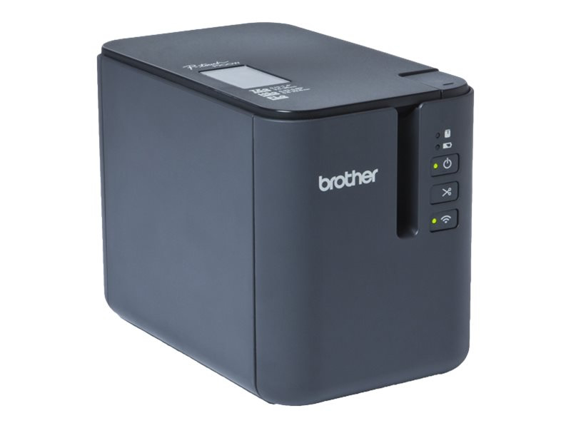 Ver Brother P Touch PT P900W