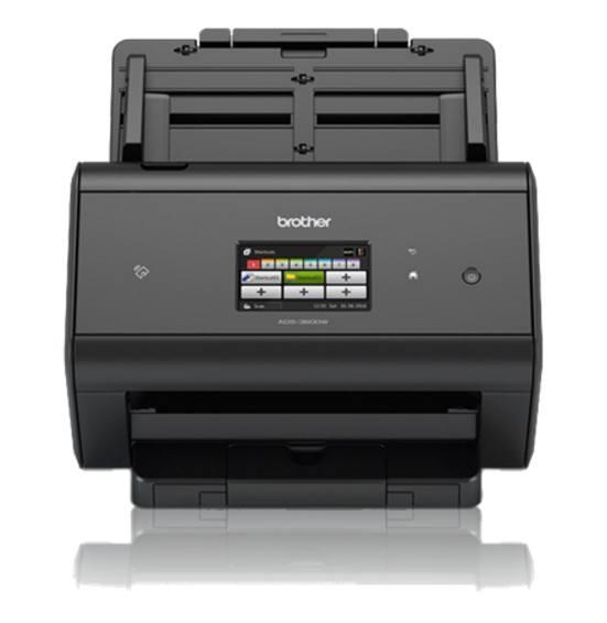 Ver Brother ADS 2800W escaner