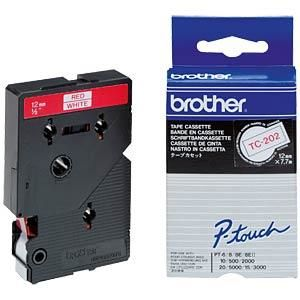 Brother Cinta laminada 12mm DORADO BLANCO