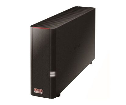 Ver Buffalo LinkStation 510 3TB Compacto Ethernet Negro