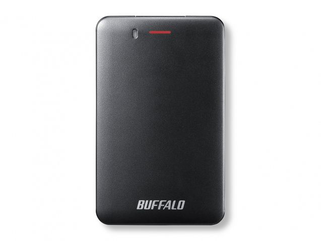 Ver Buffalo MiniStation SSD 240GB Negro