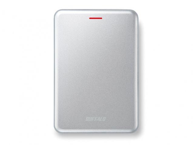 Ver Buffalo MiniStation SSD Velocity 480GB Plata
