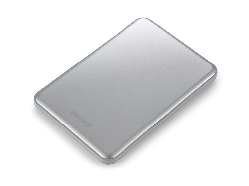 Ver Buffalo MiniStation Slim 2000GB Plata disco duro externo