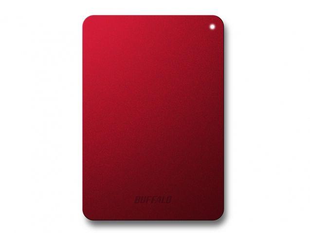 Ver Buffalo Ministation Safe 1TB Rojo disco duro externo