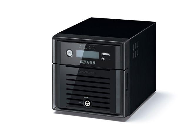 Buffalo TeraStation 5200DRW2 8TB Servidor de almacenamiento Ethernet Negro