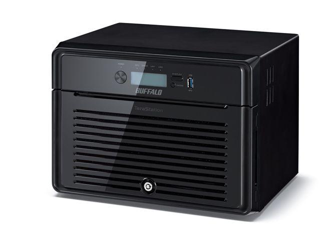 Buffalo TeraStation 5800DWR 32TB NAS Ethernet Negro
