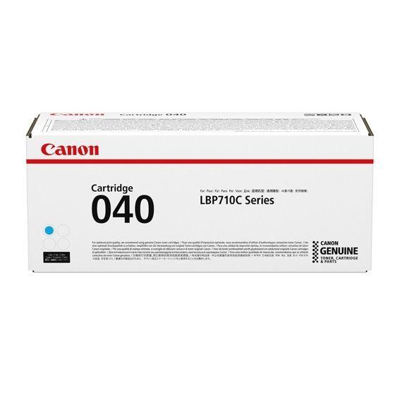 Ver Canon 040 Cartucho de toner Cian