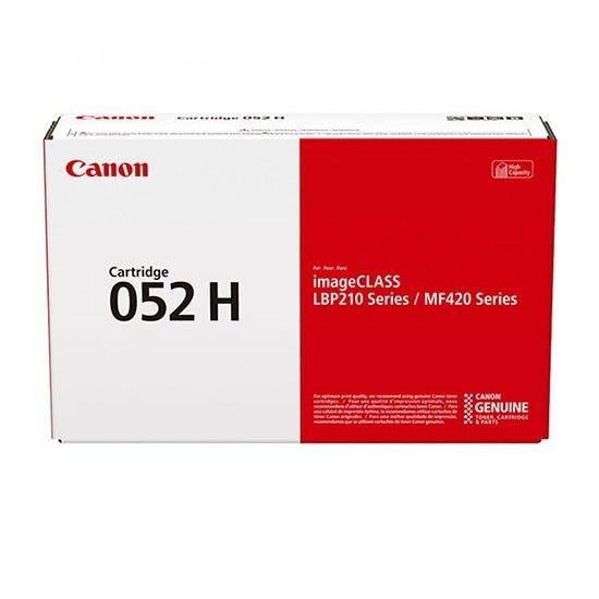 Canon 052 H Toner de laser 9200paginas Negro