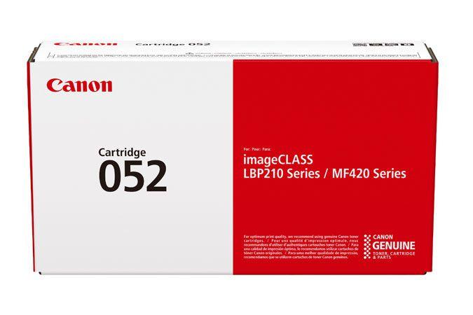 Canon 052 Toner de laser 3100paginas Negro