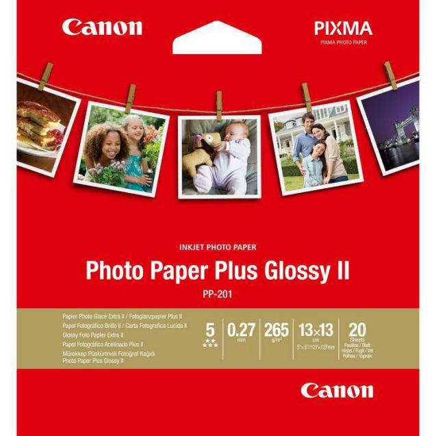 Canon 2311B060 Brillo Blanco papel fotografico