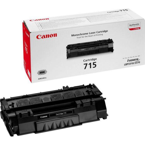 Canon 715 3500paginas Negro