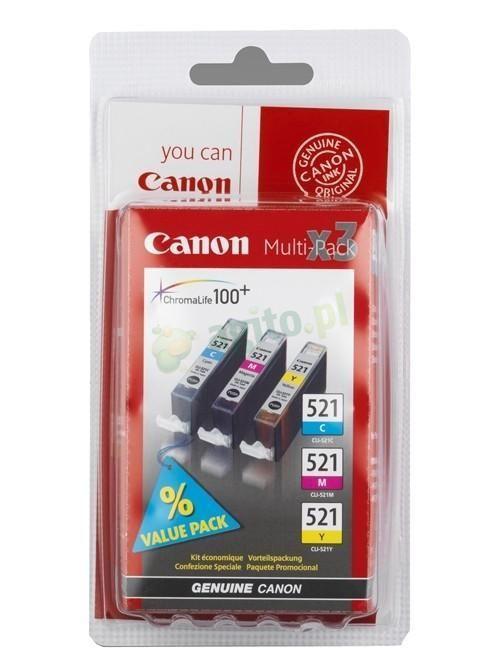 Canon CLI 521 CMY