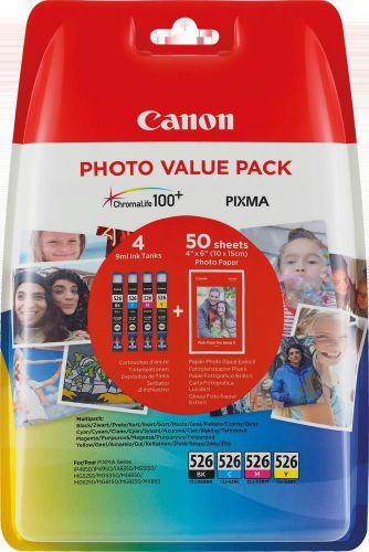 Ver Canon CLI 526 C