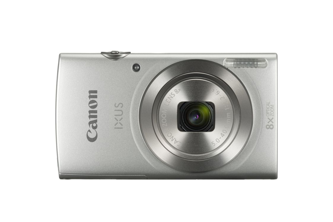 Ver Canon Digital IXUS 185 20MP PLATA