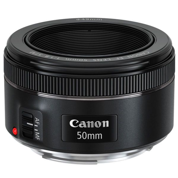 Canon EF 50mm f
