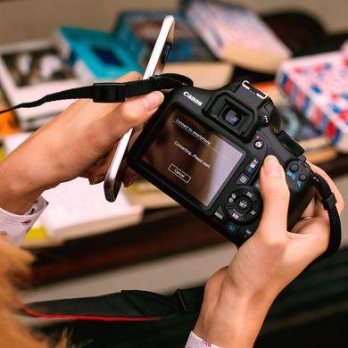 Canon Eos 1300d 18mp Cmos 5184 X 3456pixeles Negro