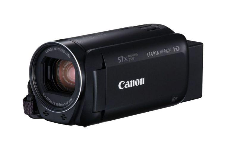 Ver Canon LEGRIA HF R806 Negro