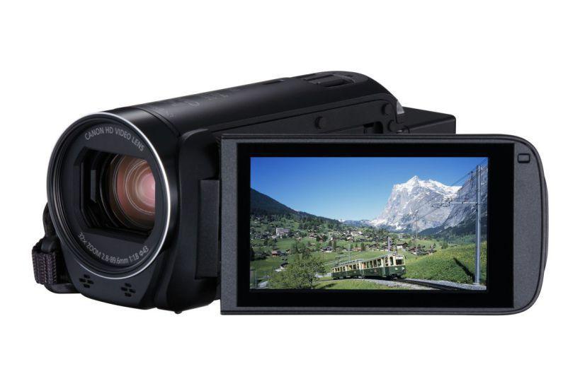 Canon Legria Hf R86 Negro